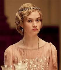 Downton Abbey makeup