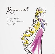 Rapunzel #disneyprincess #disneyprincesspics #disney