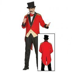 Disfraz de Director Circo para hombre #disfraces #carnaval #novedades2017
