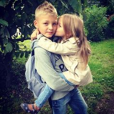 I hope i will have a cute son and daughter and a brother that will protect and take care of his sister