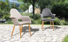 FLY Stuhlsessel Modern, Dining Chairs, Outdoor, Furniture, Home Decor, Recyle, Wood, Outdoors, Trendy Tree