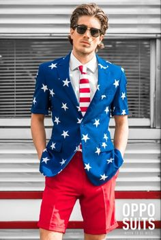 SUMMER Stars and Stripes