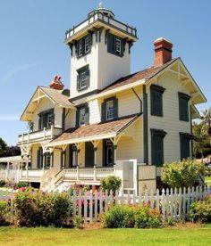 Point Fermin Lighthouse Jigsaw Puzzle
