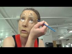 Tutorial: Pinocchio Makeup - YouTube