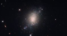 This is a galaxy.