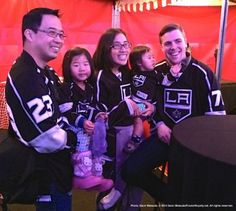 LA Kings Tip A King 2015 – In Photos