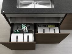 Dada Eco Kit for Disposal. Separate garbage easily and tidy | Italian Design