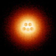 Graphene Atomic Collapse - keep an eye on this stuff