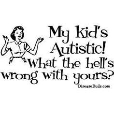 kid's autistic