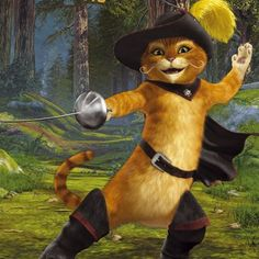 Puss in Boots (film) - WikiShrek - The wiki all about Shrek Meme Grumpy Cat, Cat Memes, Grumpy Kitty, Charles Perrault, Pixar, Dreamworks Animation, Dreamworks Movies, Dreamworks Studios, Disney Movies