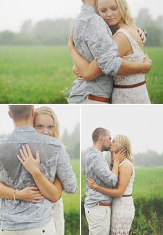 ENGAGEMENT SHOOT- no need to worry about the rain!!!