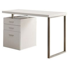 Hollow Core Left or Right Facing Desk