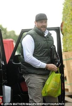 Tyson Fury seen for the first time since giving up his boxing titles after cocaine use (photos)   Tyson Fury on Wednesday relinquished his WBAWBO and IBO titles after deciding to treat himself for depression and cocaine abuse and was for the first time on Thursday spotted arriving at his Lancashire home with a plastic bag containing packets of Doritos among other snacks. The boxer had confessed in an interview to taking cocaine fighting depression and being suicidal after refusing to turn up…