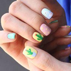 362 Mejores Imagenes De Unas Manos Pretty Nails Cute Nails Y