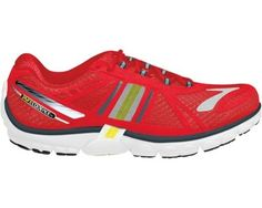 NEW BROOKS PURE CADENCE 2 Running MENS 9 Red $120 Medium Width NIB #Brooks #Athletic