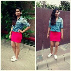 """""""Skirting with pink"""" - a story by @pnksng"""