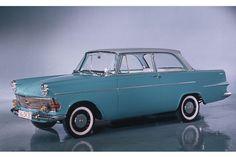 Opel Rekord P2, 1960-1963