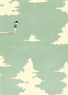 New on ArtisticMoods.com: minimalistic and eyecatching illustrations by Alessandro Gottardo.