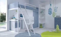 Stylized bedroom units for the little prince or princess. READY TO DELIVER ! Concept bedroom units in Childspace