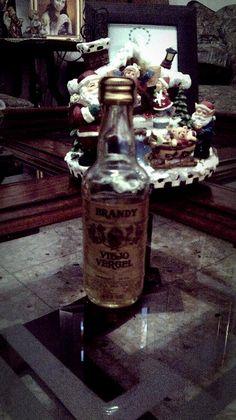 A little Brandy.... No hace mal! e.e
