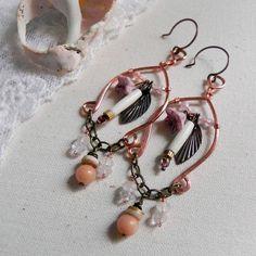 Memory like Melody - Bohemian romantic jewelry