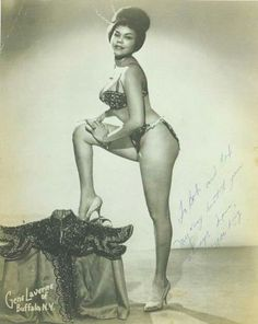 Vintage ebony pinups useful