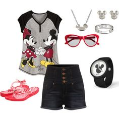 Mickey Mouse, created by renee-marie-dingus-kennedy