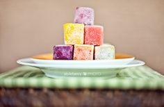 Wow! There is much much incredible info provided here for making it easy and efficient to make healthy homemade baby food! I LOVE the ice cube trays they suggest for storage!