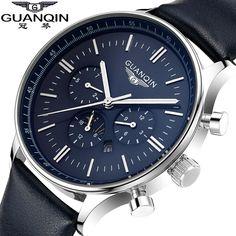 2016 Brand  Watches men luxury fashion casual leather Quartz watch men clock sports business wristwatch Dive relogio masculino #jewelry, #women, #men, #hats, #watches