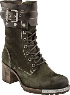 $249 Fly London Lask Lace-Up Boot