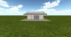 Cool 3D #marketing http://ift.tt/2f0hJUv #barn #workshop #greenhouse #garage #roofing #DIY