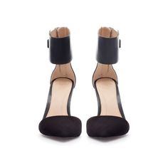 Image 4 of HIGH HEEL POINTED HEEL SHOES from Zara