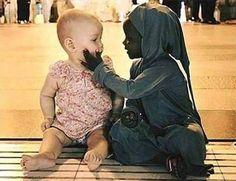 L'amore dei bimbi
