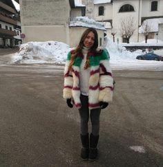 Passione per le eco-pellicce!
