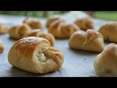 Τα πιο αφράτα τυροπιτάκια - Easy greek feta pies! - YouTube