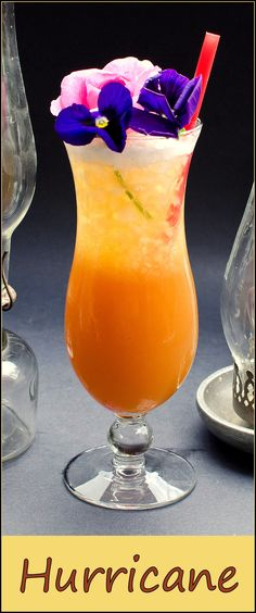 A popular cocktail from New Orleans…