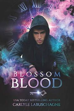 Blossom Blood by Carlyle Labuschagne - BookBub Books To Read, My Books, Beautiful Book Covers, Fantasy Books, New Words, Love Reading, Book Publishing, Book Lists, Time Travel