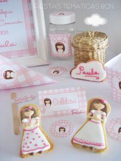 galletas decoradas comunion