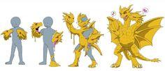 Japanese Monster, Monster Hunter, Creature Design, Moose Art, Geek Stuff, Creatures, Marvel, Fan Art, Deviantart
