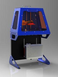 B9Creator 3D printer.Join the 3D Printing Conversation: http://www.fuelyourproductdesign.com/