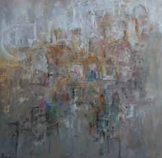 "Saatchi Art Artist Shalev Mann; Painting, ""Breaking Lights #4"" #art"