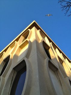 Lalumiere Language Hall at Marquette University.