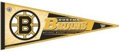 Boston Bruins Pennant