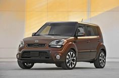Kia Soul - not good, but see why it probably achieved its purpose