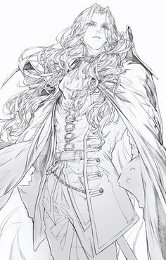 Art And Illustration, Fantasy Kunst, Fantasy Art, Manga Art, Anime Art, Art Sketches, Art Drawings, Vampire Art, Dibujos Cute
