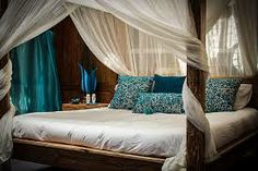 balinese inspired bedroom