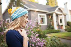 Ravelry: Quadra Hat pattern by Holli Yeoh