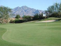 San Ignacio Golf Course  Green Valley, Arizona  Winter Golf Trip  January 2013  1 day/27 Holes