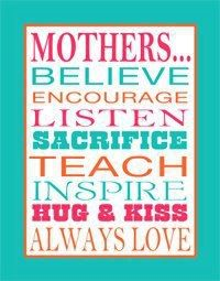Mothers' Love