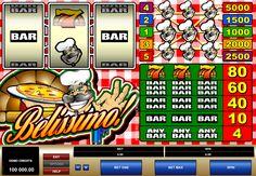 Free Belissimo Slot Game http://www.gamesandcasino.com/casino-games/belissimo.htm #free #slot #game